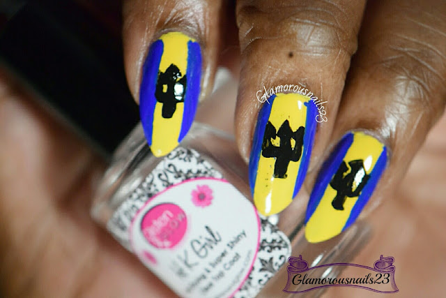 Barbados Nails