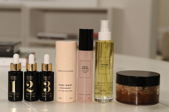 Beautycounter Lustro Facial Oils &