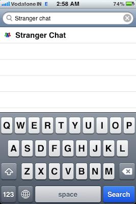 stranger chat cydia