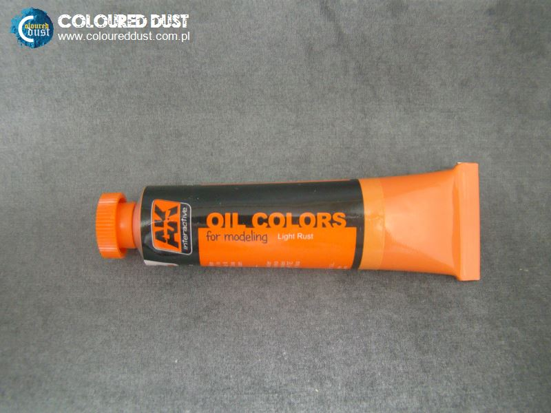 AK 503 Light Rust