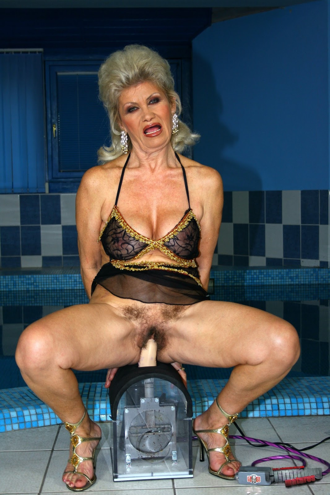 Awesome.. Porno granny effie