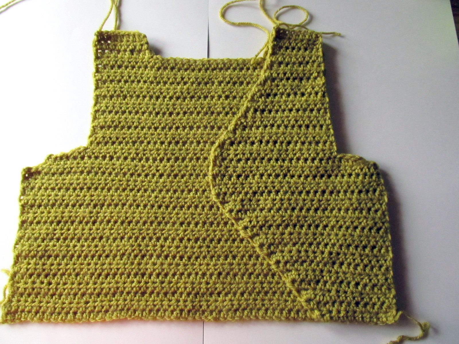 It's A Basic Crochet Vest Or Cropped Bolero Style With Instructions For A  Simple Crochet Edging Or A Ribbed Edging Sizes Are For Small Through Extra  Large