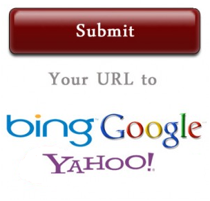 how to submit your blog in google yahoo bing