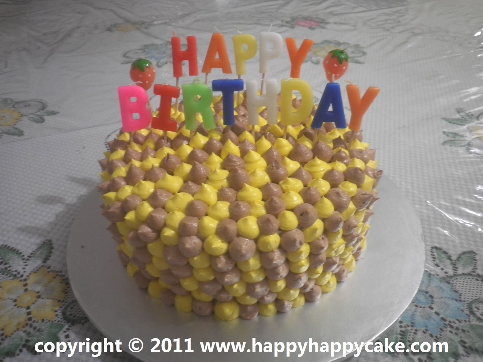 Sponge Cake Decoration Images : Pin Decorating Sponge Cake Cake on Pinterest