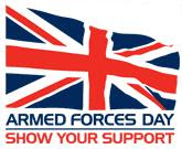 Armed Forces Day 30th June 2012