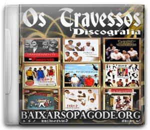 CD Os Travessos - Um Dia Pra Nos Dois (2001)