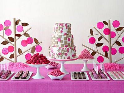 Candy bar para todos los gustos