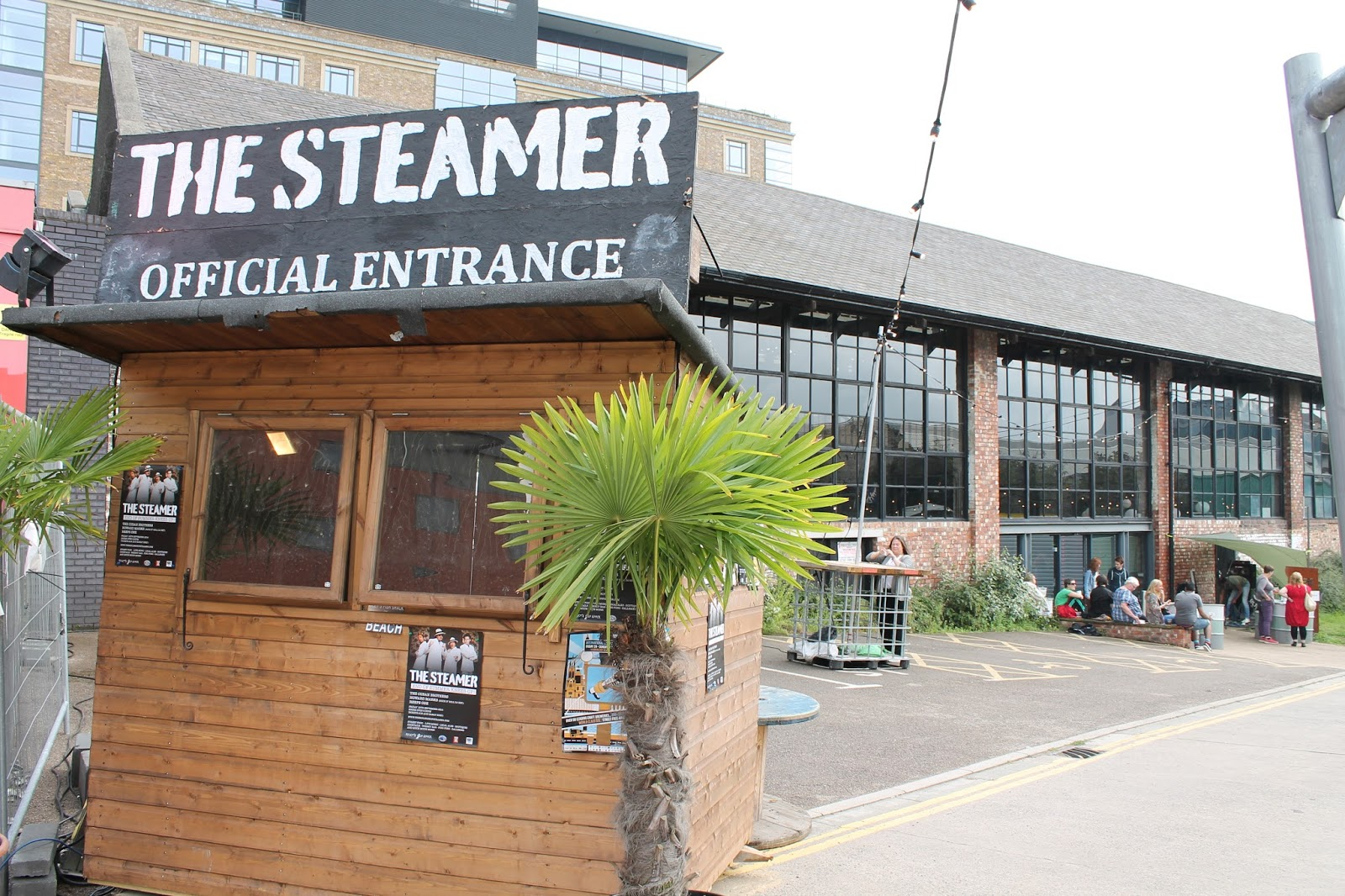 The Boiler Shop Steamer - Newcastle Review
