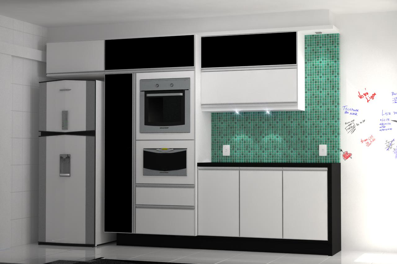 Arquitetando Arquitetas Associadas: Cozinha #49826E 1280 852