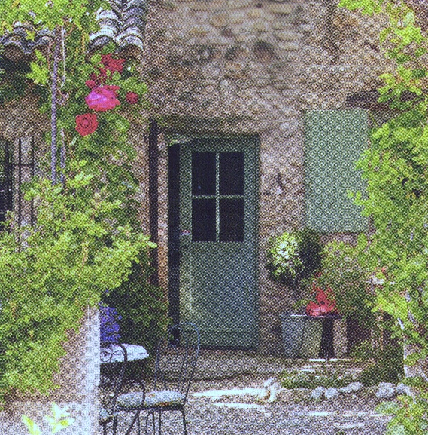 Aires de provenza provence airs desde my ventana - Casas rurales en la provenza ...