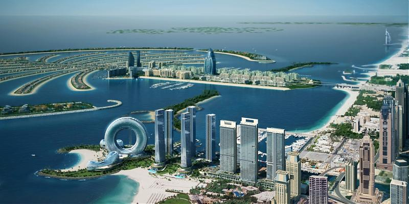 Image result for the waterfront dubai
