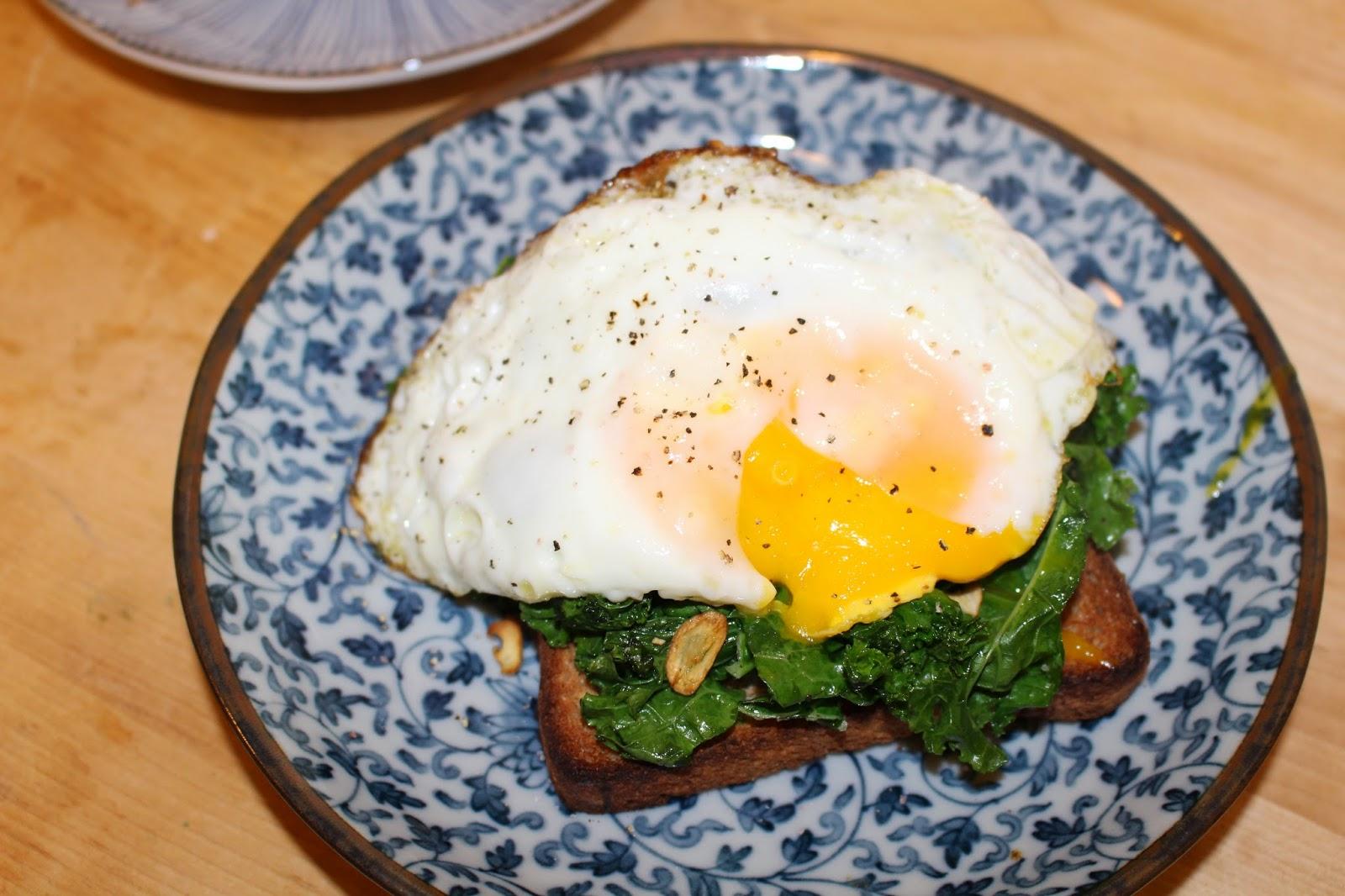 how to make fried kale