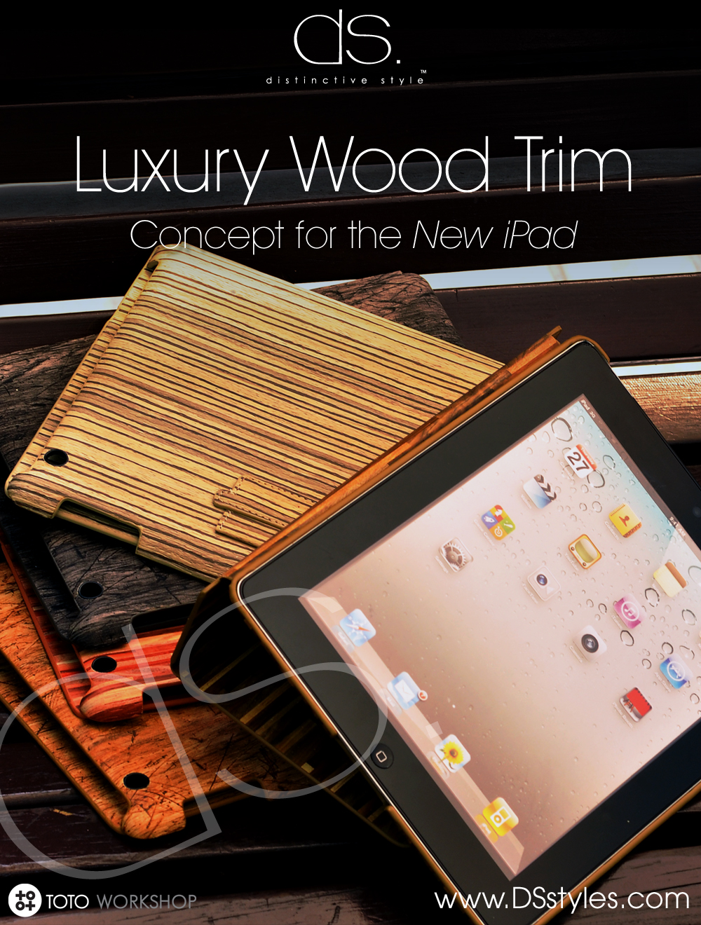 Poster design on ipad - New Ipad Cases Photograph And Poster Design For Ds Styles