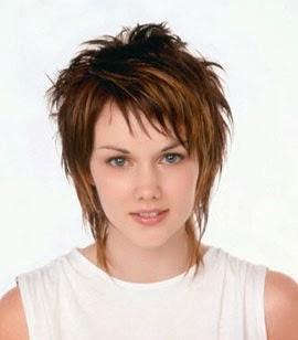 Foto Model Rambut Shaggy
