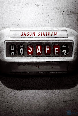 Safe 2012 Movie Poster