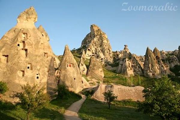 اجمل المناظر الطبيعية في تركيا