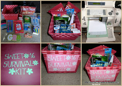 I Took This Great Bin Actually Found At The Dollar Store Arranged Items Inside And Pinned 2 5 Bills To Side Which Forgot For