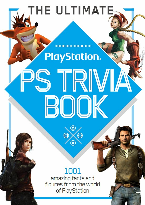 Ultimate Playstation Trivia Book