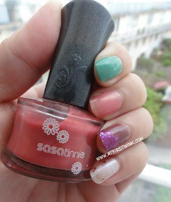 Sasatinnie Super Dolly Fantasy nail polish bottle FCPK008