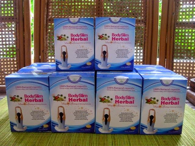 Kemasan Luar Body Slim Herbal