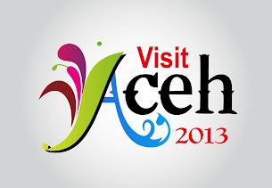 Logo Visit Aceh 2013