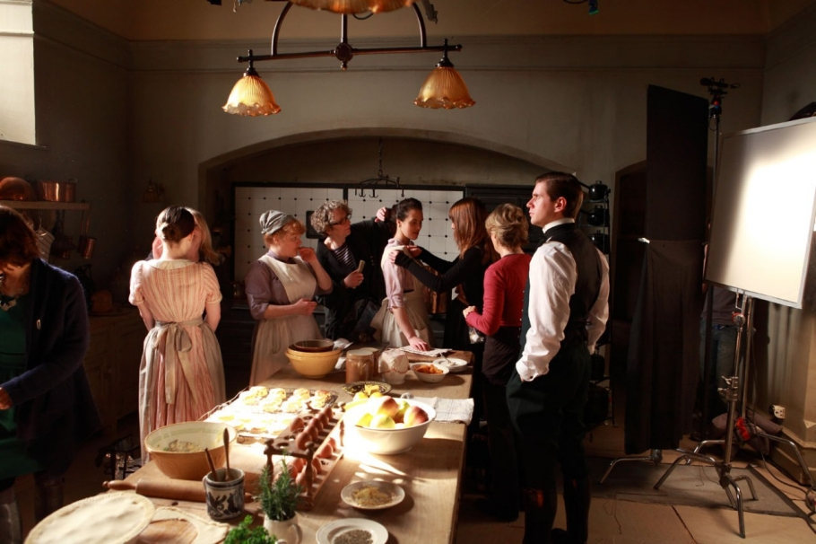 Queen Mum Downton Abbey Part 2 Like A Second Season