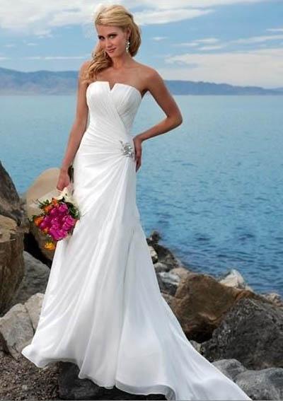 Strapless Wedding Dresses | Trendy Fashionable Dresses
