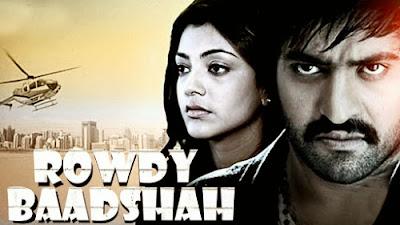 Rowdy Baadshah (2013) Movie DVDRip Hindi Dubbed