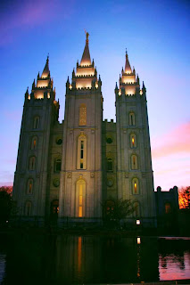 Mormon Temple Salt Lake City (Best Honeymoon Destinations In USA) 10