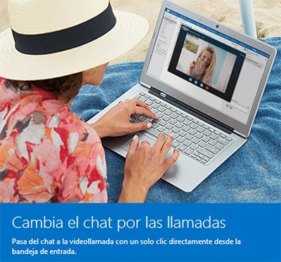 Correo Outlook y Skype ahora en HD
