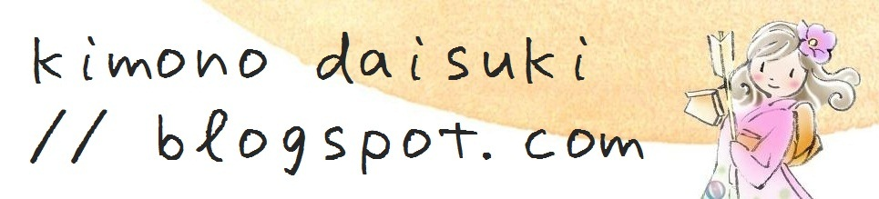 kimono daisuki // blogspot.com