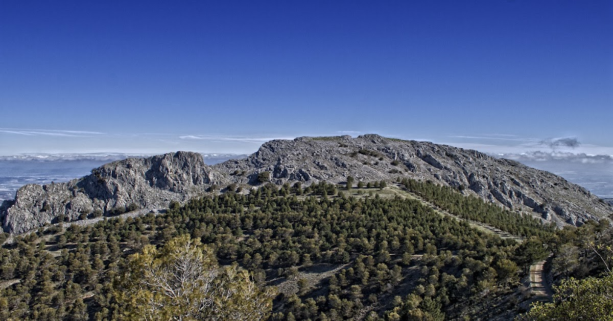Grup Senderista D Ontinyent Subida Al Pico Jabalcuz 1614mtrs