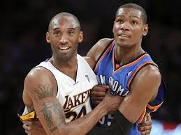 Why Kevin Durant want to play with Kobe Bryant