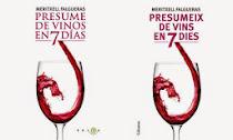 Presumeix de vins en 7 dies