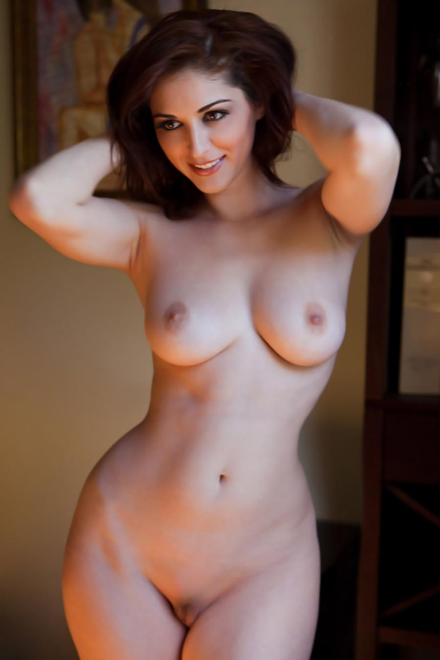 Beautiful nude moms