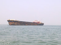 2500 DWT, self propelled barges, Cargo Barges with crane, barges for lighterage operation