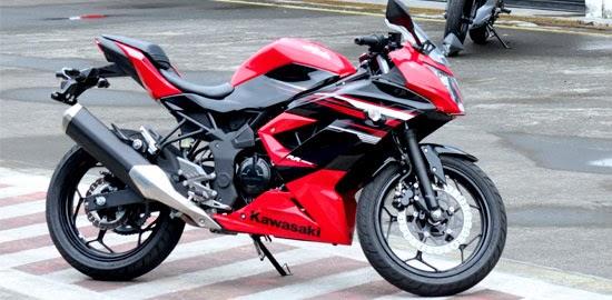 Kawasaki Ninja 250RR Mono 2014 | Foto, Spesifikasi dan Harga