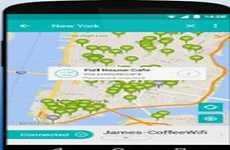 Wifi Mapper: app para encontrar puntos de acceso WiFi en todo el mundo en iOS y Android