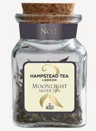 Pada saat bulan purnama pembuatan teh berkhasiat ini