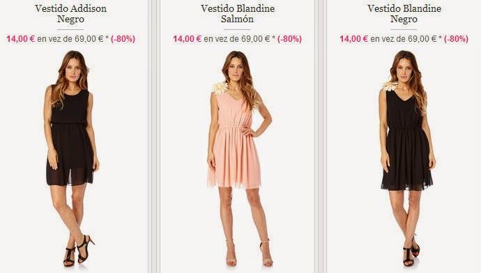 Vestidos de verano baratos por 14 euros