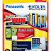 MyNews Panasonic EVOLTA Join & Win Contest: Win iPhone 5C, iPad mini, LED Torch Light, Mobile Charger