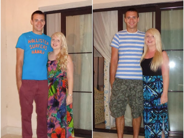 Holiday Outfits of the Night - Sharm el Sheikh