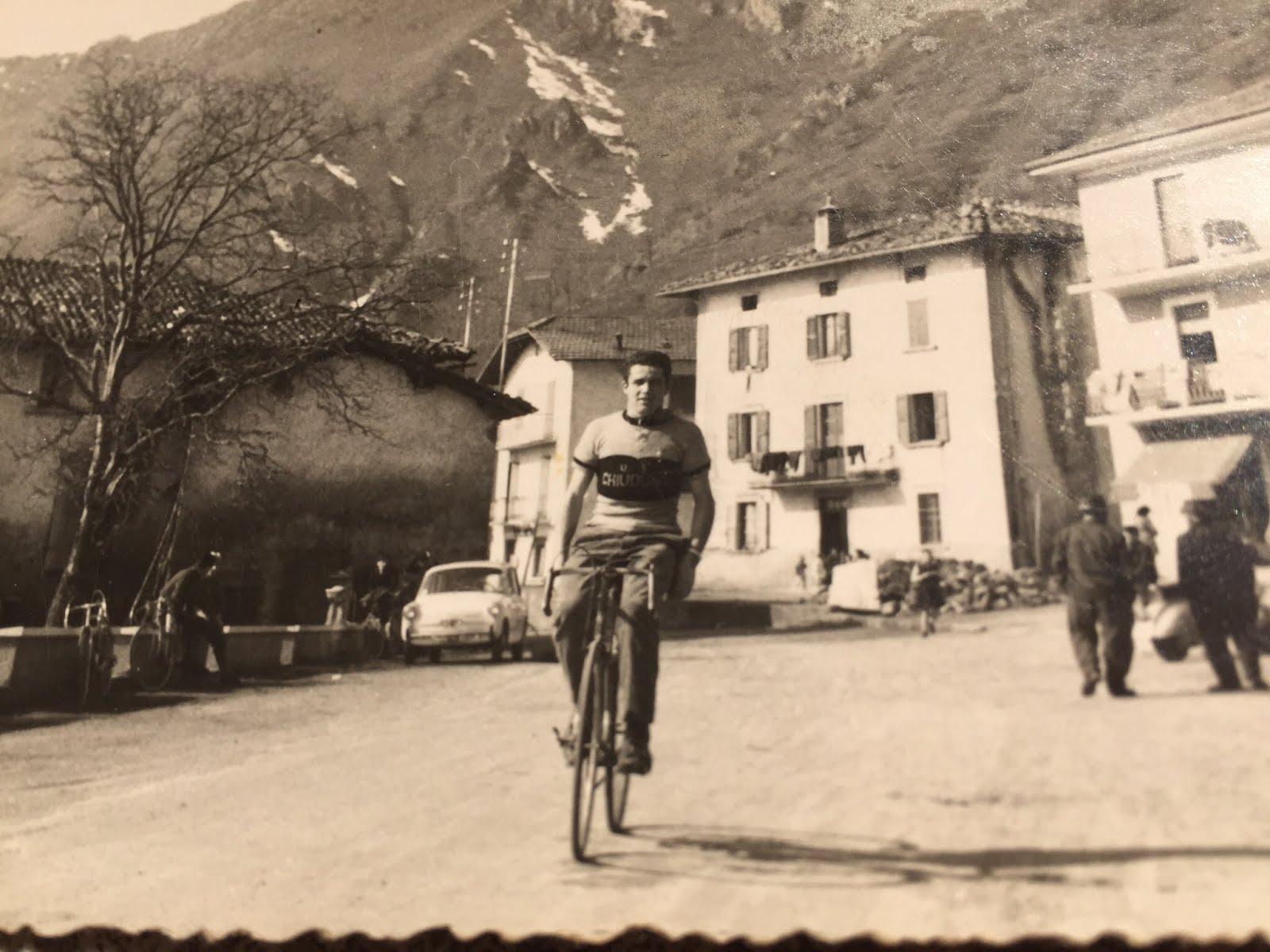 Biking in the Sixties