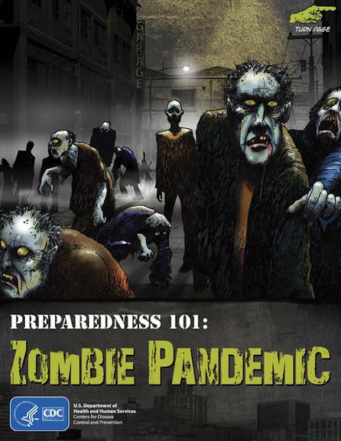 cdc zombie apocalypse manual