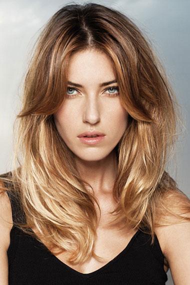 Latest Hair Colour Ideas For Brunettes Highlights 2013 - 2014