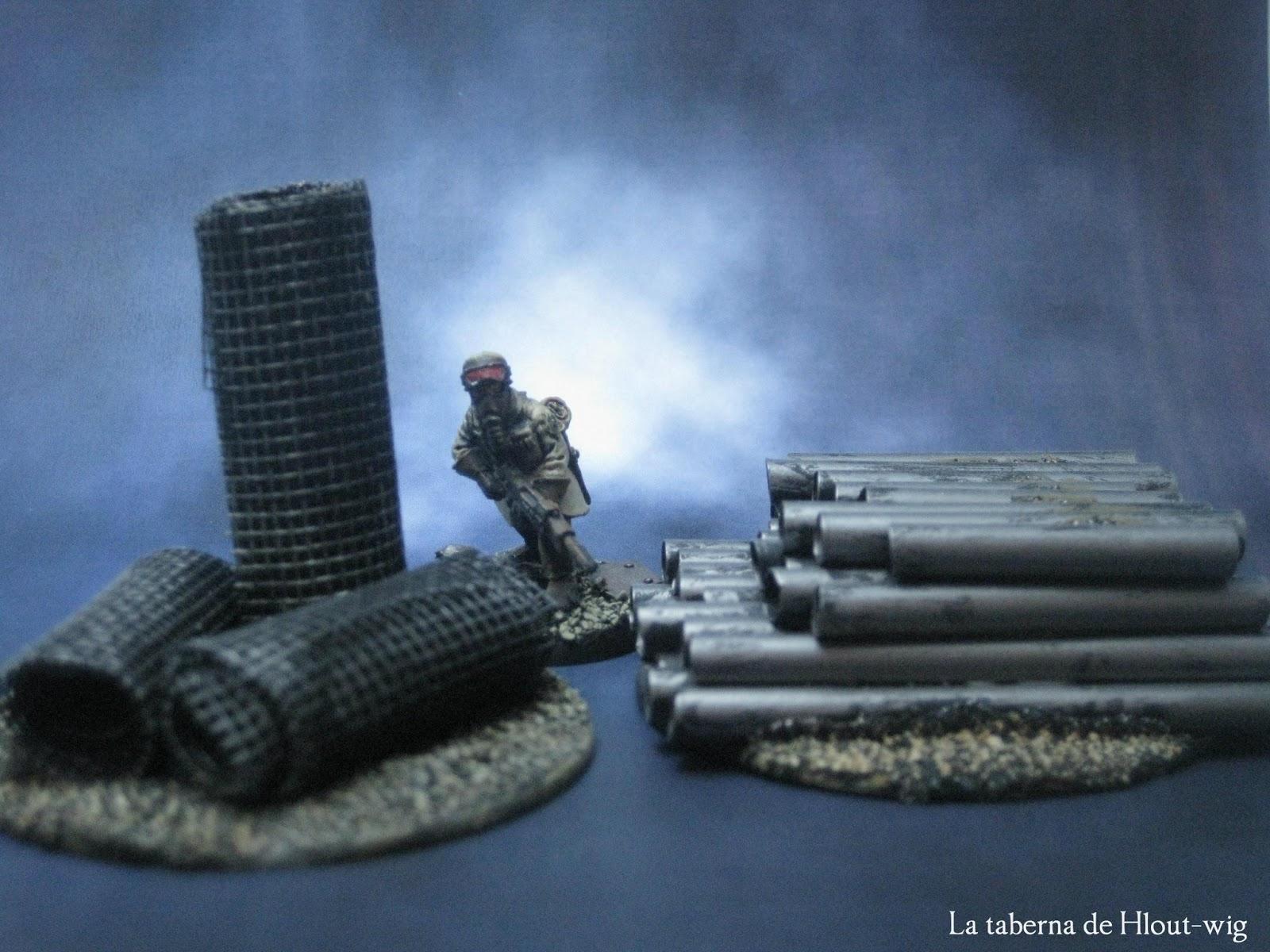 La taberna de hlout wig materiales y herramientas m s - Tablero dm leroy ...