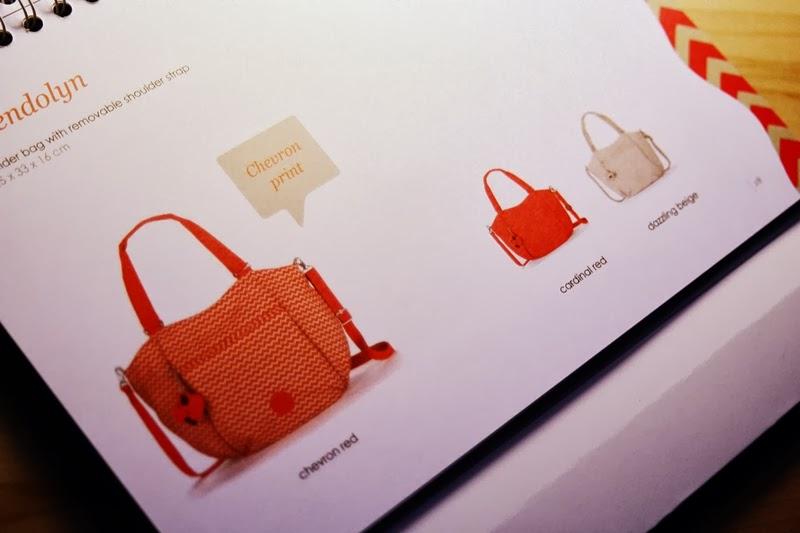 kipling bag style