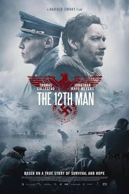 The 12th Man 2017 DVD R1 NTSC Sub
