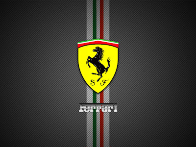 Ferrari-wallpaper-Logo-best-design
