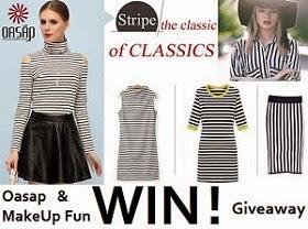 Oasap Stripe Giveaway!